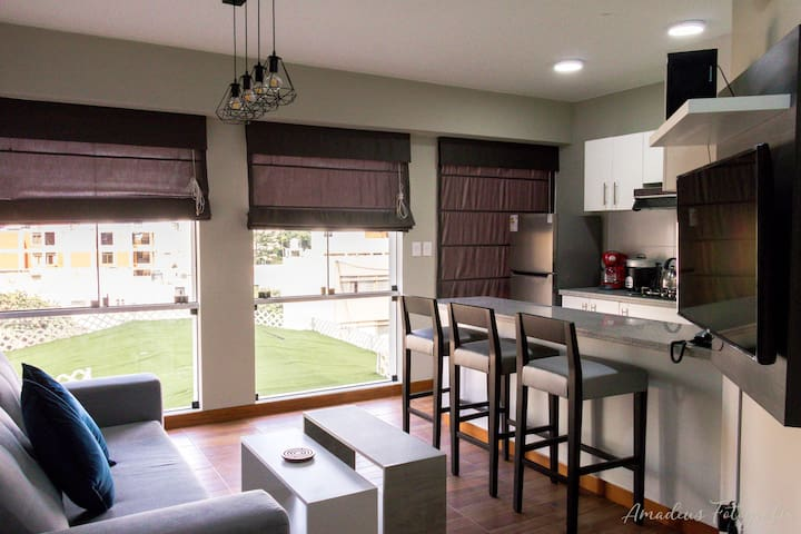 Great location! Apartment in Miraflores downtown.
