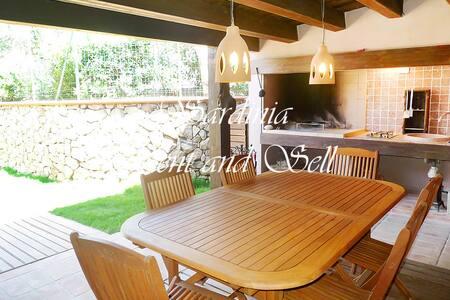 Chia, villa Turchese, 5posti,100metri mare,aria c. - Domus De Maria - บ้าน