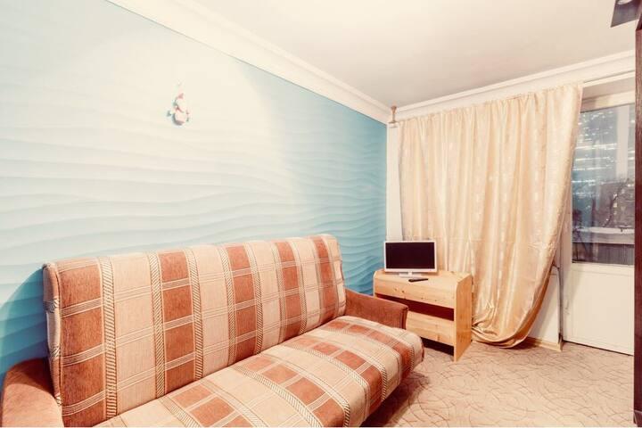 Апартаменты м.Выставочная