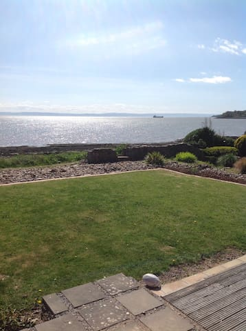 Luxury beach studio near Cardiff - Sully - Appartement