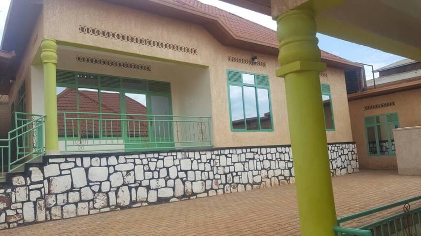 AGASEKE Journey House Africa-Kigali