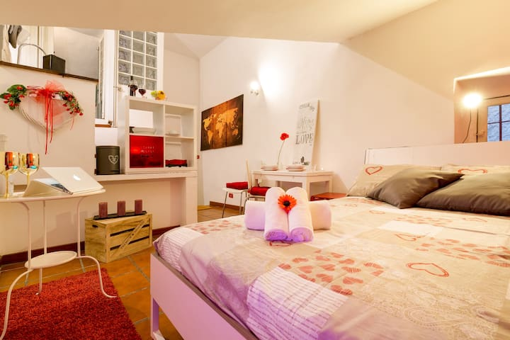 New Pantheon Romantic Suite - Roma