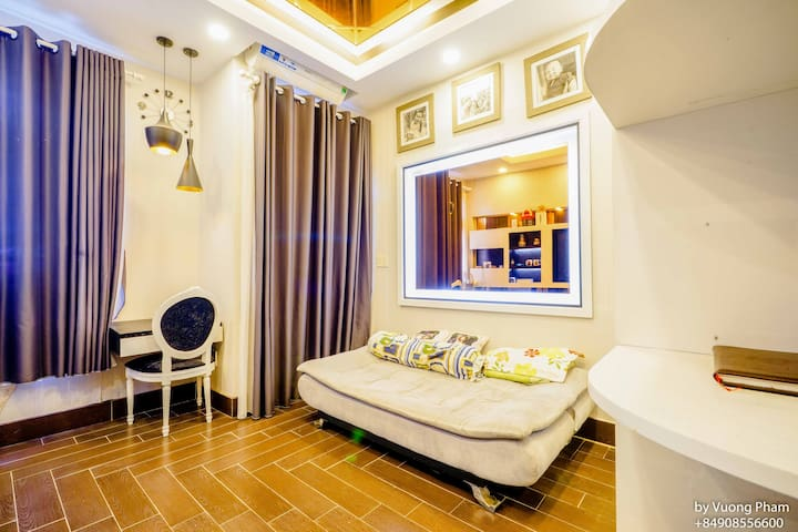 Dict 6, Room for rent - Ho Chi Minh City - Hus