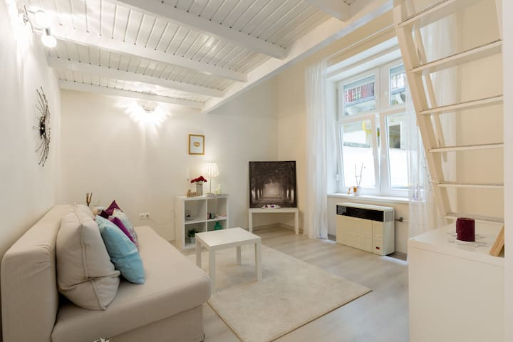 Cosy apartment in Nefelejcs street