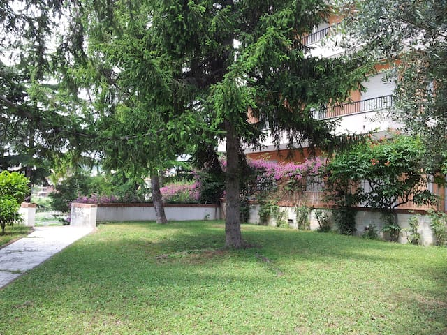 Beautiful apartment in condo with private park - Arenzano - Lakás