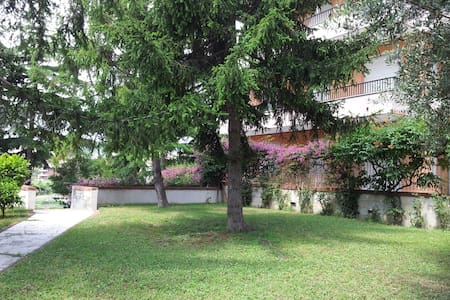 Beautiful apartment in condo with private park - Arenzano - Appartement