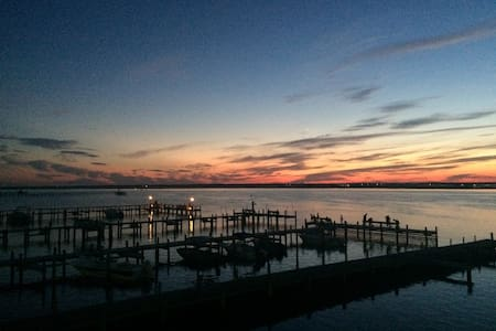 Chincoteague Island 2 Bedroom Suite with a View