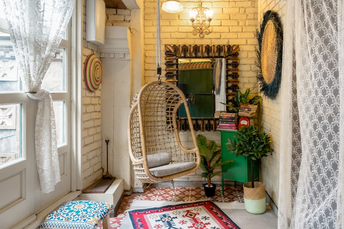 Classic Bohemian Loft House in Kuala Lumpur City