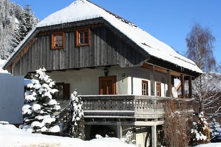 The Old Mill in Hohentauern,ideal for 1-3 families - Chalet