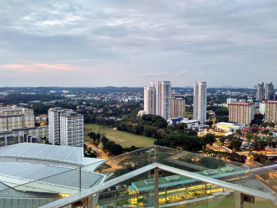 Stunning Day View