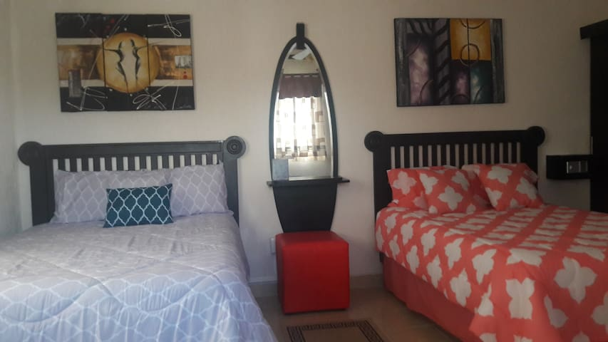 CASA QUETZAL - BED AND BREAKFAST (Econorent) - Puerto Aventuras - Bed & Breakfast