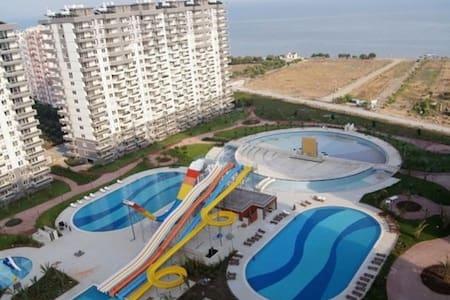 Отличная квартира рядом с морем - Mersin - Apartamento
