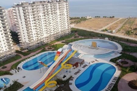 Отличная квартира рядом с морем - Mersin - アパート