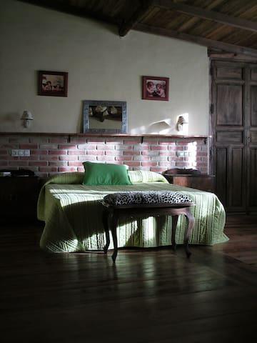 Casa Rural La Fuensanta. (3 espigas)