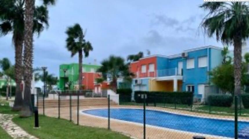 Apartamento Playa Les Deveses