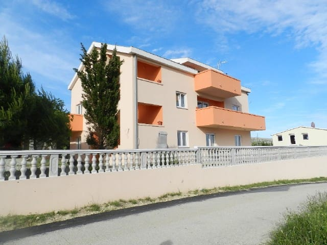 Apartment Anđelo (23932-A2) - Vlasici - island Pag - Appartement