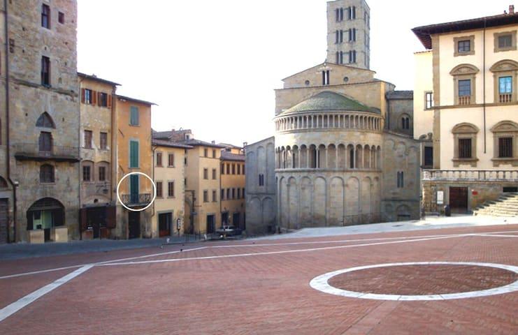 Piazza Grande: Casa Teresa