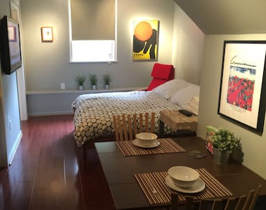 Private RM (Studio) w/ Private Bath & Kitchenette - San Francisco