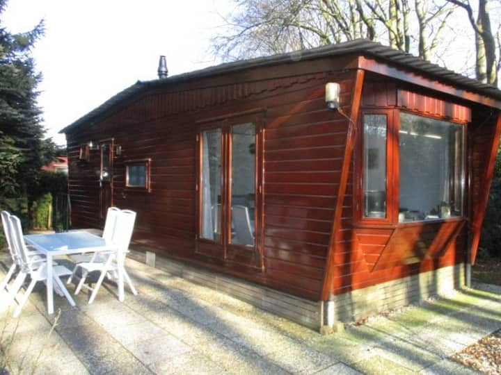 REnt a cabin for max two persons