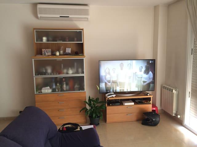 Duplex, 3 rooms, bathrom & terrace - Argentona - Dom