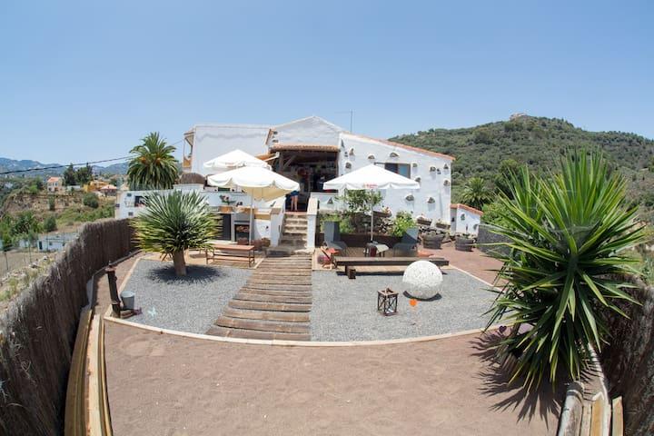 La casita de Pino Santo - Santa Brígida - Rumah