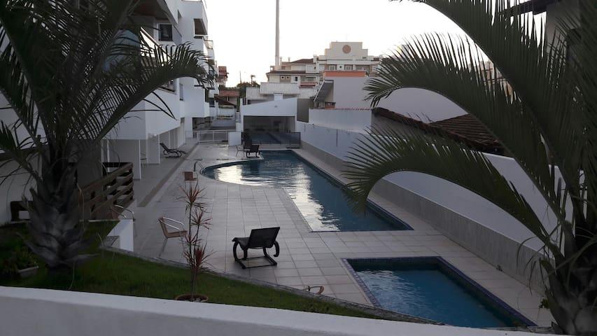 Excelente apto apenas 4 min da praia dos Ingleses - Florianópolis - Appartamento
