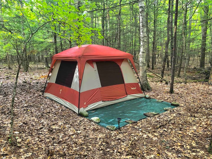 Just a Tent