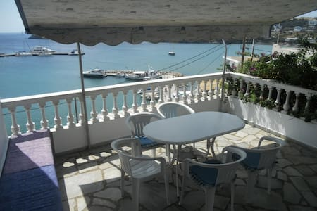 1AG11 Aegean Sea-view house in Batsi, Andros! - Mpatsi