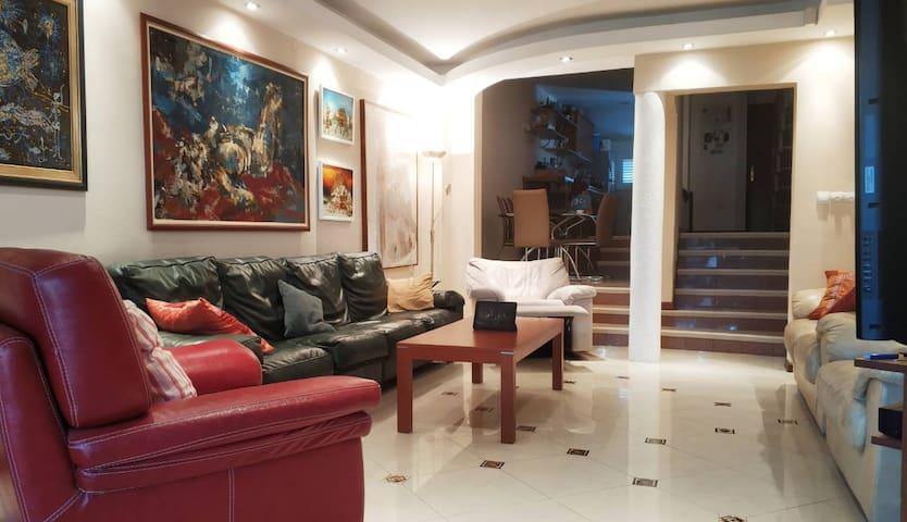 Luxury Townhouse Budva