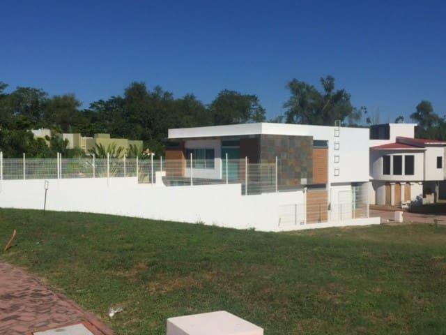 Residencia El  Deseo Nuevo Vallarta- Mezcales