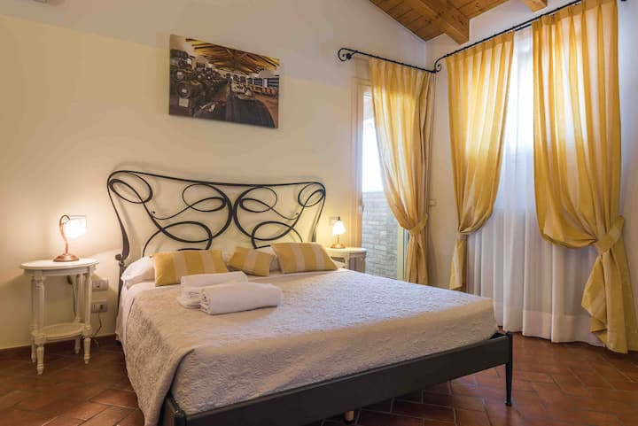 Acetaia Sereni Vinegar Farmhouse - Double Room