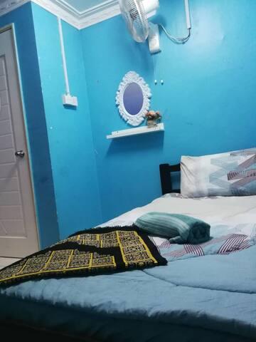 bilik 2. katil bujang