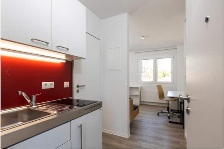 Beautiful minimalist 17,5 m2 Appartement | Münster