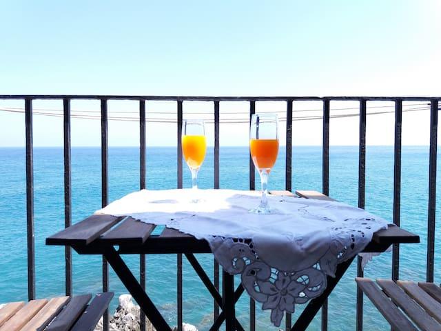 Casa Balcone Sul Mare - Cefalù - Maison