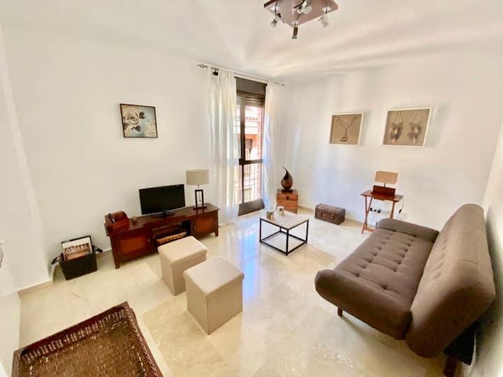 Apartamento completo 2 dormitorios.  Plaza España