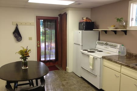 Studio guest house in Yellowwood SF - Bloomington - Ház
