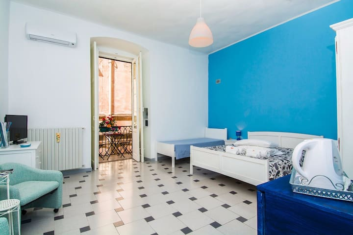 B&B TERRA DEL SOLE, FEEL LIKE HOME - Trani - Apartment
