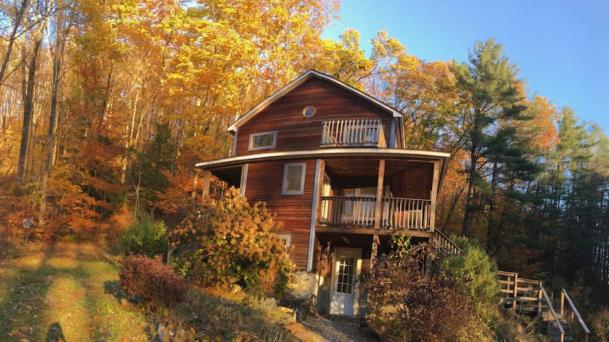Secluded Hideaway Minutes to Town & Ski Areas