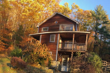 Secluded Hideway Minutes to Town & Ski Areas - 布拉特爾伯勒(Brattleboro)