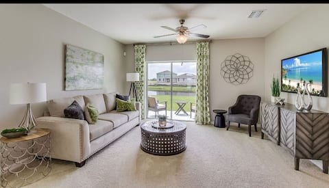 Brand new house in a great community.