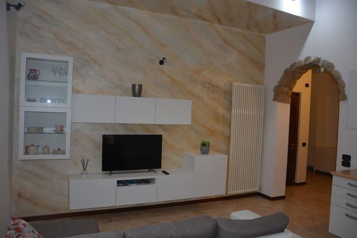 Romantico appartamento nel cuore di Riva del Garda