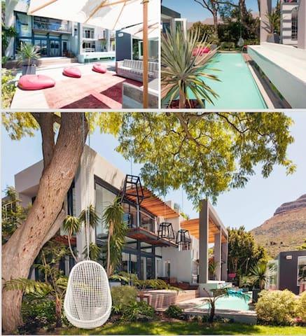 Garden Cottage in Cape Town