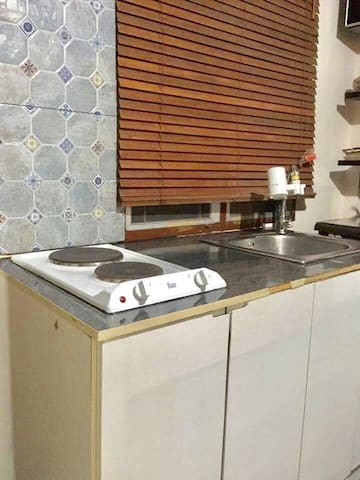 Guest house in subway bangsue near mochit station