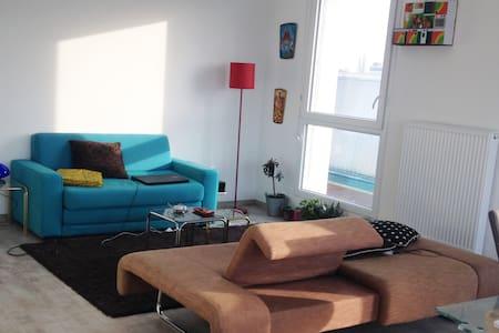 chambre dans grand T3 tout confort - Lille