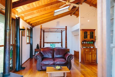 The Lilypond Cabin at Bluegums - Bandon Grove