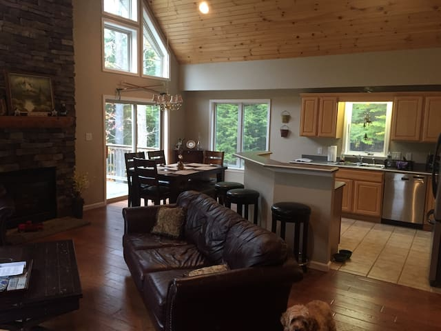 Vermont Ski House Near Okemo Mtn