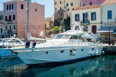 Balosstar Cruises - Kissamos - Boot