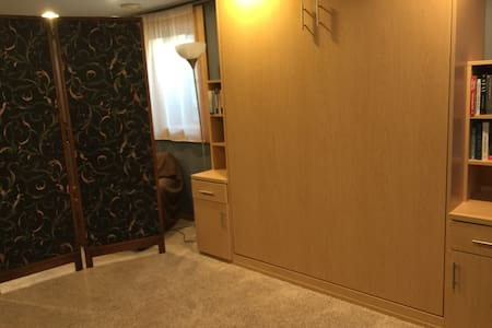 Murphy Bed + Futon bed - Hopkins - Talo