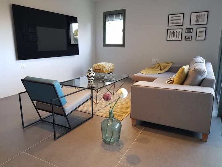 New luxurious apt in the heart of Jerusalem