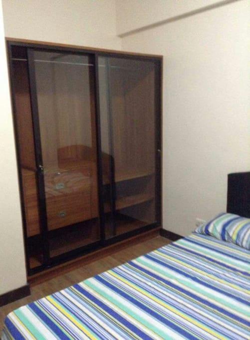 Master's bedroom cabinet
